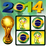Worldcup Memory Game Icon