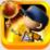 Subway Basketball Shots Arcade Icon