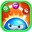 Bubble Line Blast Icon