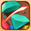 Slashing Gems 3D Icon