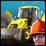 Construction - Backoe Loader Icon