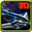 Space Battle 3D Icon