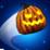 Halloween Pumpkin Toss Icon