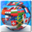 World Flags Quiz Free Icon