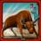 Bull Fighter Champion Matador Icon