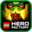 LEGO� HeroFactory Brain Attack Icon