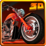 Moto Parking 3D Icon
