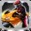 Ultra Moto Hero Icon