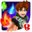Spellfall� - Puzzle Adventure Icon