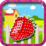 Find Sweet Strawberries Icon