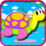 Coloring Happy Turtles Icon