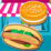 Hidden Objects Beach Snacks Icon