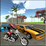 Racing Moto Vs Drifting Cars Icon