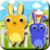 Match Adorable Bunny Pairs Icon