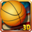 Arcade Basketball 3D Icon