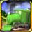 Train Track Builder 3D Icon