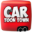 Car Toon Town Icon