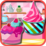 Matching Cake Treat Icon