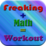 Freaking Math Workout Icon