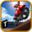 Crazy Biker 3D Icon