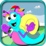 Coloring Peppy Snails Icon