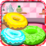 Matching Delicious Donut Icon
