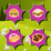 Matching Hot and Sweet Snack Icon