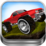 Up Hill Monster Car Racing Icon