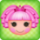 Lalaloopsy 3D doll wonderland Icon