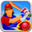 Jump Cricket Icon
