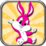 Bunny and Friends Coloring Icon