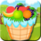 Yummy Juicy Fruit Pick Icon