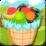 Yummy Juicy Fruit Pick Icon