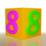 8x8 Block Puzzle Icon