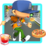 Restaurant City Run Icon