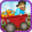 Speedy Gold Miner : Rail Rush Icon