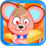 Rat Like Cheese Icon