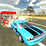 Car Bus Battle Race Icon