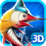 Fishing 3D Icon