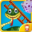 Snake And Ladder Board Icon