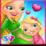 My Newborn Baby Sister Icon