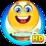 Smiley Adventure Time Icon