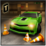 Modern Driving School 3D Icon