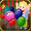 Pop Colorful Balloon:Boom dash Icon