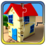 Sweet baby Dream House Puzzle Icon