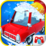 3D Car Garage For Kids Icon