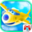 3D Mini Airport City For Kids Icon