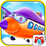Daycare Airplane Kids Game Icon