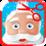 Santa Hair Saloon Lite Icon