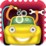 Christmas Car Garage Fun Icon